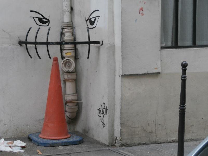 Paris IIIe: rue Charlot: 27 January 2014
