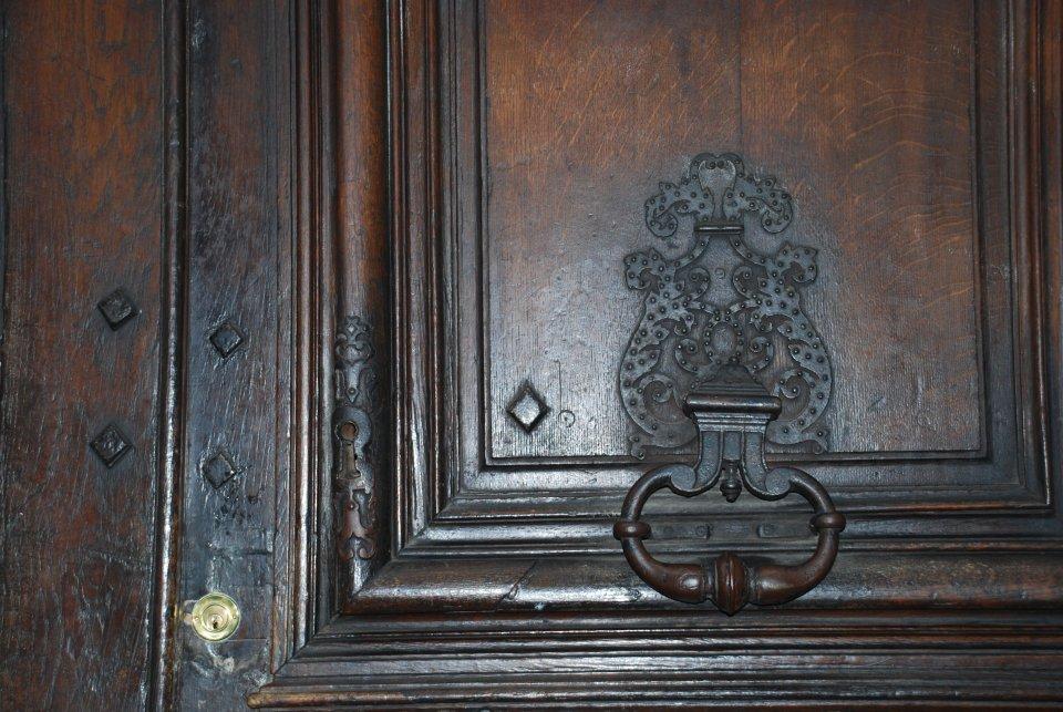 r aubriot- door knocker - 150311