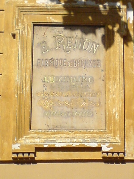 rue payenne- old sign-010906