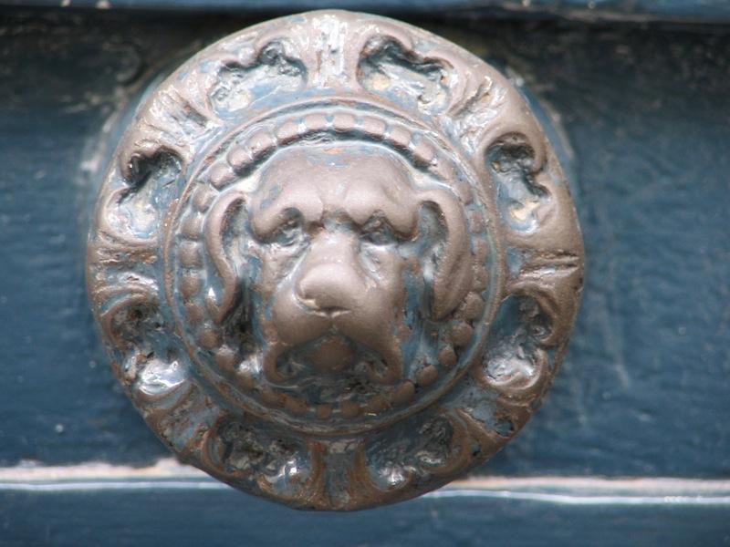 rue du pont Louis-Philippe-lionhead-300806